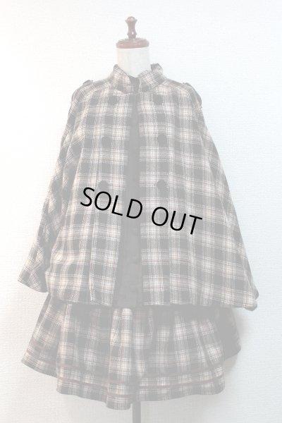 画像5: 【Sale 50% OFF】ポケット付SK【茶チェック】