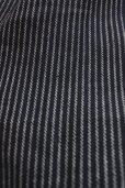 画像4: デイリー吊りスカート【紺ストライプ】 (4)