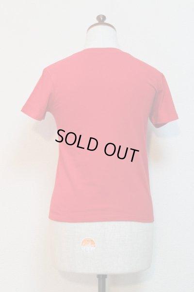 画像2: 【Sale】LoveDiceTシャツ【赤・ガールズSサイズ】
