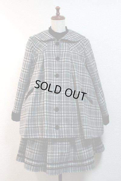 画像4: 【Sale 50% OFF】ポケット付SK【グレーチェック】