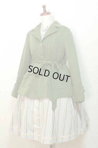 画像5: 【Sale 50% OFF】スプリングジャケット【グリーン】