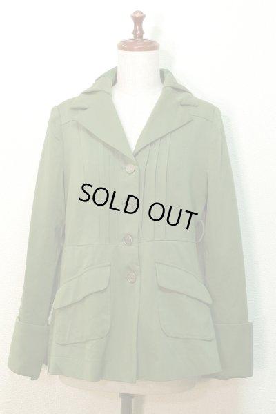 画像3: 【Sale 50% OFF】スプリングジャケット【グリーン】