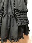画像7: クラシカルドレス【ブラック】
