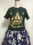 画像17: 半袖Tシャツ☆王冠トランプ柄
