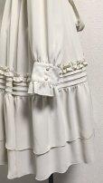 画像7: 小公女ドレス(長袖)【ベージュ】