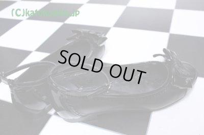 画像3: 【Sale30%OFF】リボンコンビバレエシューズ【黒・LL】